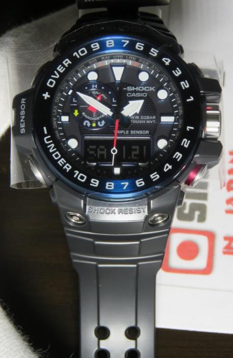 Casio G-Shock Gulfmaster GWN-1000B-1BJF - Shopping In Japan .NET af5067d14